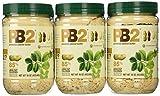 PB2 - Bell Plantation Peanut Butter, 1 lb Jar (12-pack)