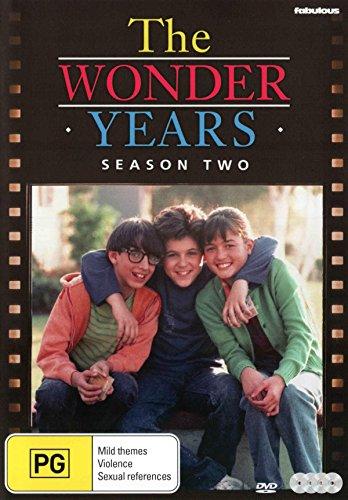 The Wonder Years - Season 2 [NON-USA Format / Region 4 Import - Australia] (Wonder Years Dvd Season 4)