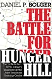 Book cover for The Battle for Hunger Hill: The 1st Battalion, 327th Infantry Regiment at the Joint Readiness Training Cente r