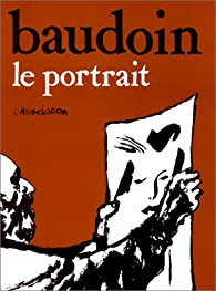 Le portrait par Edmond Baudoin