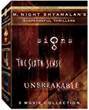 M. Night Shyamalan's Suspenseful Thrillers (The Sixth Sense/ Signs/ Unbreakable)