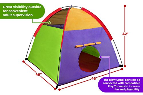 alvantor kids tents indoor children play tent for toddler. Black Bedroom Furniture Sets. Home Design Ideas