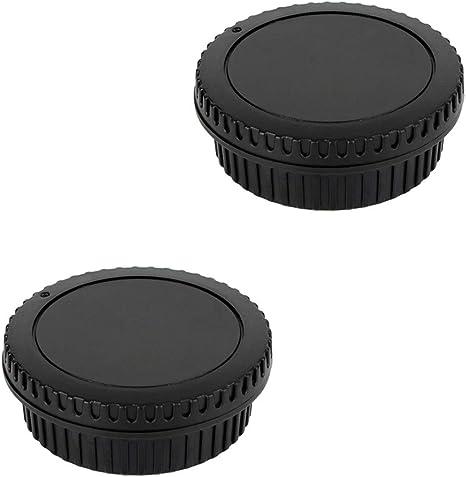 nuevo//en el embalaje original Universal aufsteckdeckel para 45mm diámetro//slip-on lens cap