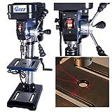 Doitpower 10-Inch 12 Speed Drill Press with Laser Trac (10-Inch 12 Speed Drill Press with Laser)