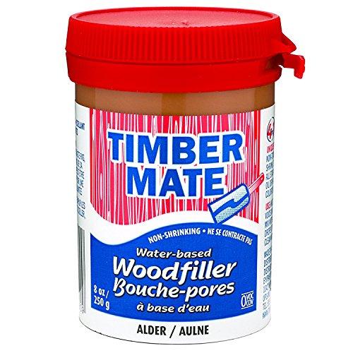 (Timbermate Wood Filler, Water Based, 8-oz Alder)