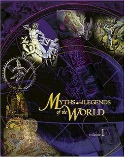 Myths and Legends of the World (Volume 1:Acas-Cori): John M ...