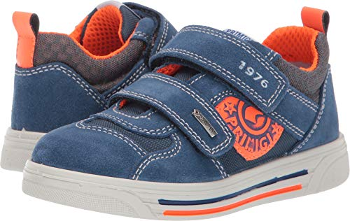 Primigi Boys'' Gore-tex Phugt 33833 Low-Top Sneakers, Blue (Bluette/Avio 3383300) 11.5 UK