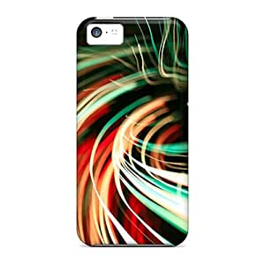 Perfect Fit OliLrWC24488TwhFW Speed Of Light Case For Iphone - 5c