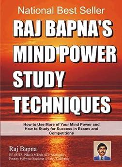 Mind Power Study Technique Kindle: Kindle Edition by [Bapna, Raj]