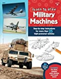 Learn to draw all of your favorite military vehicles--step by step!          Perfect for young artists-in-training, Learn to Draw Military Machines offers a comprehensive drawing experience that includes step-by-step lessons, as well a...