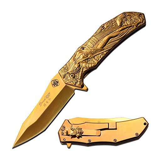 New-Combo-Pack-375-SS-Laser-Etch-Gold-Blade-475-Self-Defense-Weapon-Ultimate-Survival-Tool-for-Zombie-Apocalypse-Survival-Kit-w-Free-550-Paracord-Bracelet-Credit-Card-Knife-Survival-Life