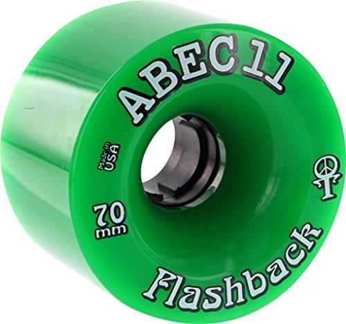 Abec 11 Flashbacks 70mm 78a Longboard Wheels (Set Of 4)