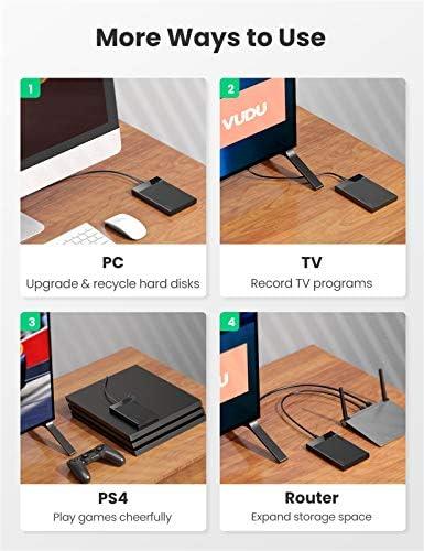 UGREEN USB 3.1 Gen 2 Type C Boîtier - Actualités des Jeux Videos
