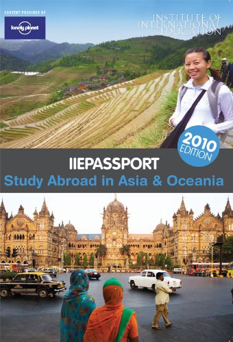 IIEPassport Study Abroad in Asia & Oceania