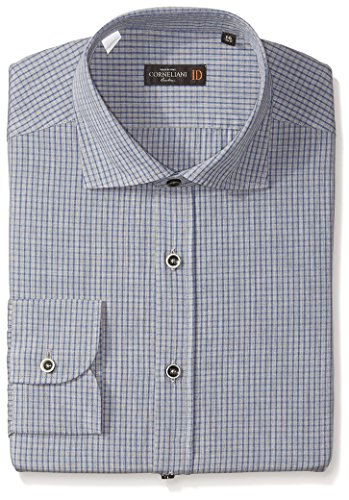 corneliani-mens-checked-sport-shirt-grey-with-blue-41-us