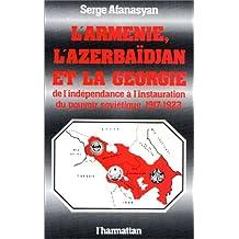 Armenie azerbaidjan et la géorgie ...