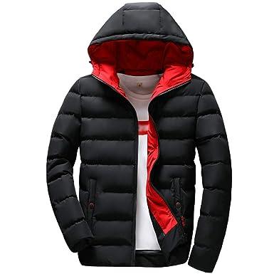 08e2bbbd061 2018 Men Winter Warm Hooded Waterproof Jacket