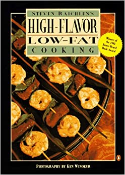 Book High-Flavor Low-Fat Cooking