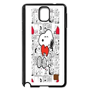 Wholesale hiqh quality smart & cute snoopy hard pattern case cover For Samsung Galaxy NOTE4 Case Cover TB-SNOOPY-8I52560
