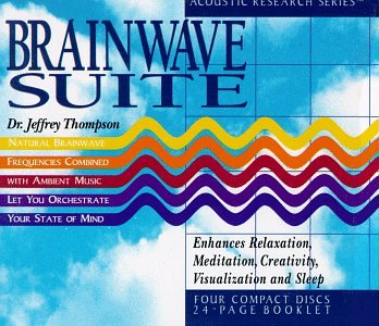Brainwave Suite (w/booklet) by Relaxation