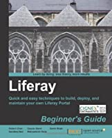 Liferay Beginner's Guide Front Cover