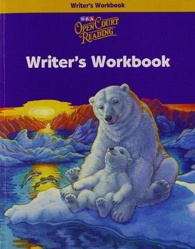 Open Court Reading: Writers Workbook, Grade 4