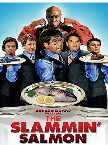 Slammin' Salmon - Butter bei die Fische! Film