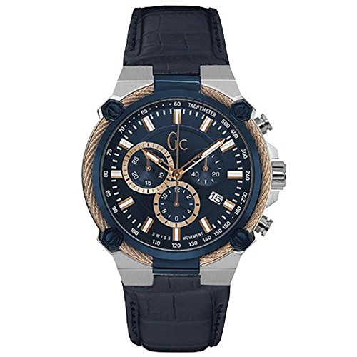 GC by Guess Mens Watch Sport Chic Collection GC Cable Force Chronograph  Y24001G7 df74a3a5041