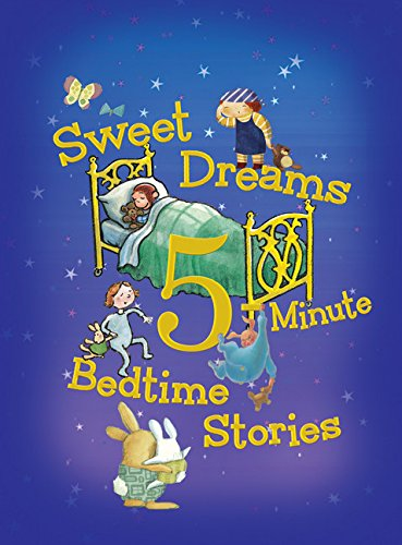Sweet Jane Collection (Sweet Dreams 5-Minute Bedtime Stories (5-Minute Stories))