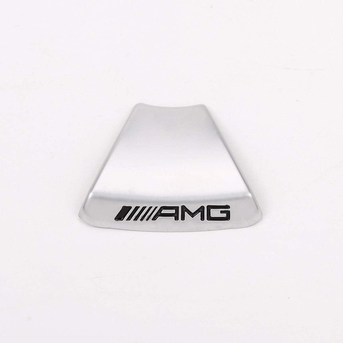 LAUTO Volante Emblema Decalcomania Decalcomania Adesivo Distintivo Decorazione Logo Rline o R per VW Tiguan L//Teramont//Golf 7 Sportsvan//Magotan B8//Passat//Lamando,No 1