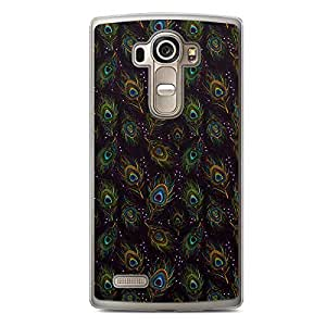 Paisley 6 LG G4 Transparent Edge Case - Colorful Paisley Collection