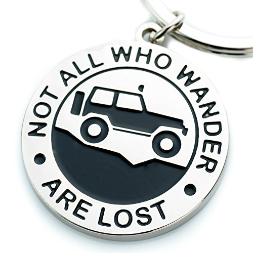Jeep Wrangler Renegade (Key Chain for Jeep Enthusiasts