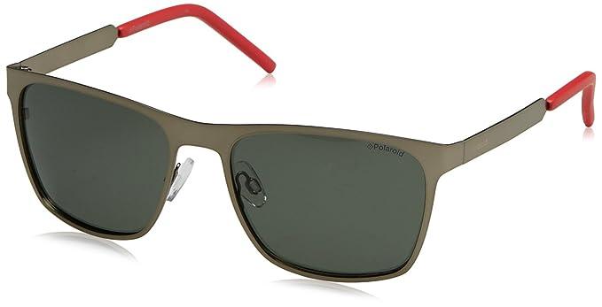 4ee722c1f3 Polaroid Gradient Square Men s Sunglasses - (PLD 2046 S R80 57UC