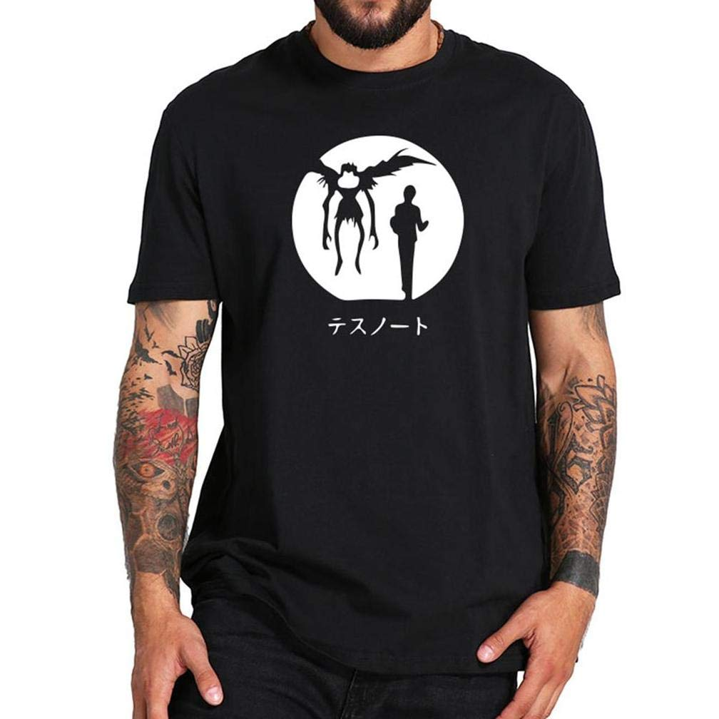 Death Note S Printing S Funny Short Sleeves Shirts