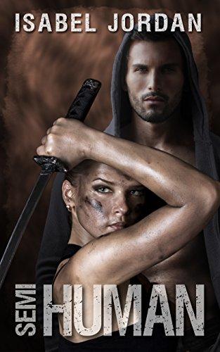 Semi-Human: (an adult paranormal romance) (Harper Hall Investigations Book 2)