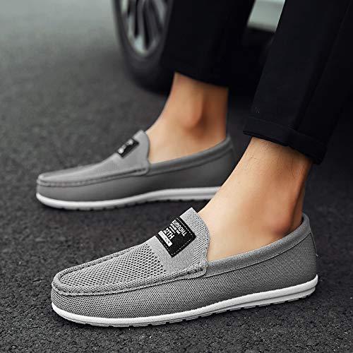 Chaussures Conduite Simple Hommes Nanxieho Loisirs Fashion FaU00q