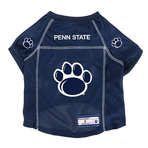 NCAA Penn State Nittany Lions Pet Jersey, Medium