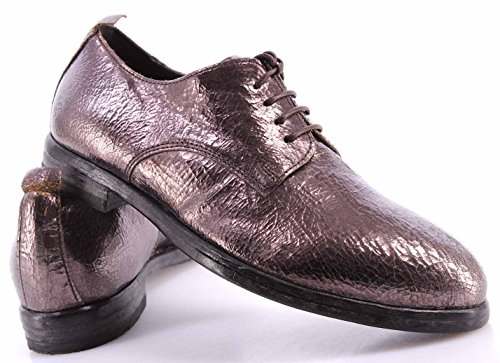 New 7b Scarpe Car Old Moma Donna Vintage Italy In Boy Pelle 74505 Nuove Made wHHfTYqR