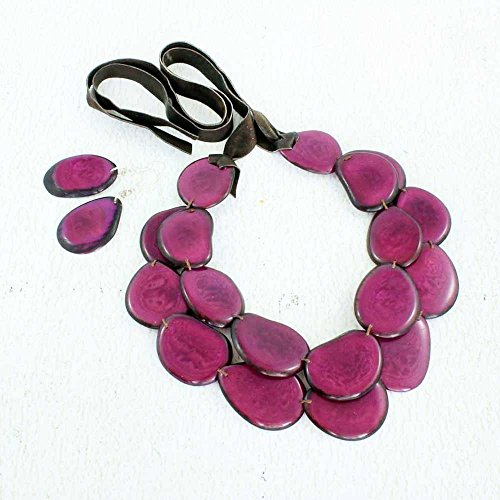 purple-statement-necklace-beaded-with-tagua-nut-bold-chunky-bib-style-eco-fair-trade-jewelry