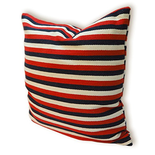 tamarind-bay-18-in-luxury-tapestry-throw-pillow-cushion-cover-collection-red-white-n-blue