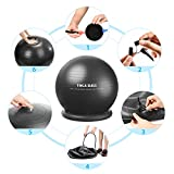 Homitt Exercise Yoga Ball, Gym Ball Anti Bust