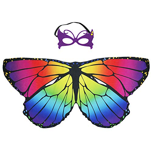 10 best butterfly wings cape for kids for 2020