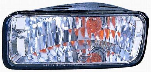 Depo 332-1664PXUS Chevrolet Camaro Diamond Park Signal Lamp Unit
