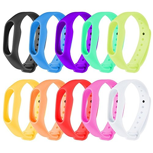 Refill for Bracelet Activity Xiaomi Mi Band 2 Smartwatch miband
