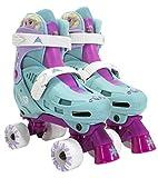 Best Toys & Child Outdoor Roller Skates - PlayWheels Disney Frozen Kids Classic Quad Roller Skates Review