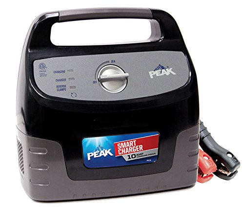 Peak PKC0C10 Black Smart Charger
