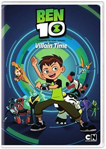 Cartoon Network: Ben 10: Villain Time – Season 1 Volume (Ben 10 Series)