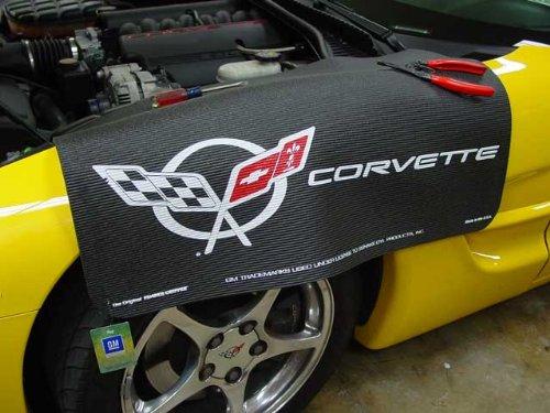 C5 Corvette Logo Fender Gripper w/ C5 Logo