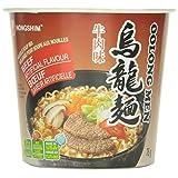 Nongshim Beef Cup Noodle Soup, 75-Gram