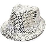 paillettes chapeau panama des enfants 200pcs